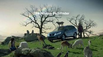 Nissan Pathfinder TV Spot, 'The Ark' - Thumbnail 9