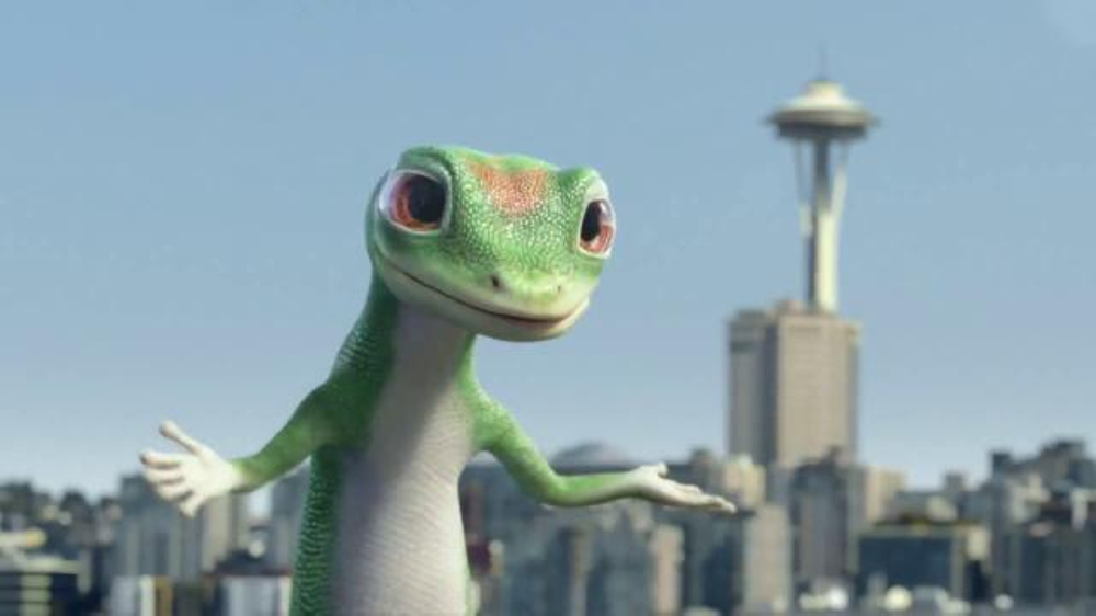 Roadside Assistance Progressive >> GEICO TV Commercial, 'The Gecko's Journey: Seattle' - iSpot.tv