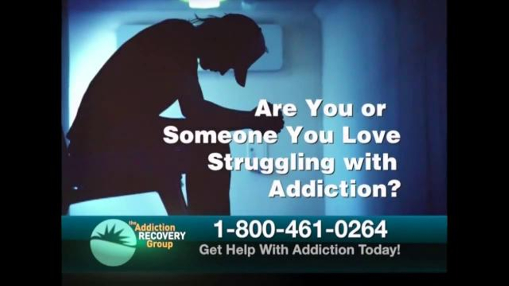 The Addiction Recovery Group TV Commercial,