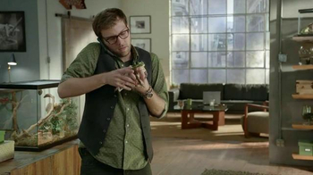 Discover Card TV Spot, 'Frog Protection' - Thumbnail 1