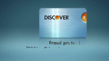 Discover Card TV Spot, 'Frog Protection' - Thumbnail 10