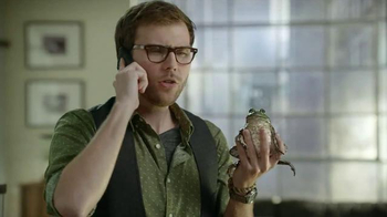 Discover Card TV Spot, 'Frog Protection' - Thumbnail 6