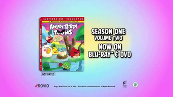 Angry Birds Season One Volume Two TV Spot, 'Birds Are Back'