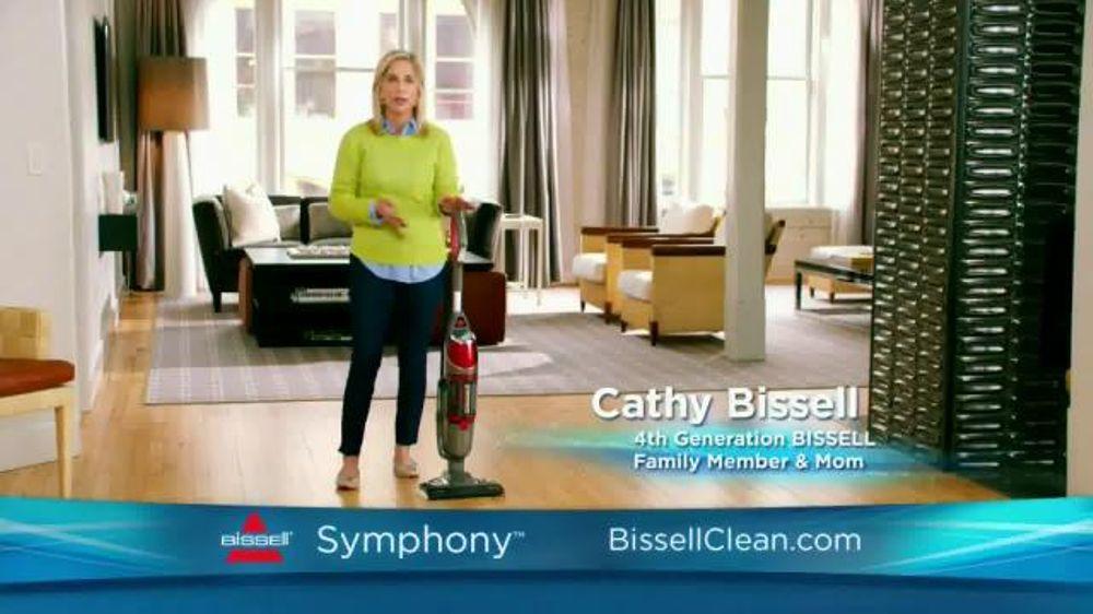 Bissell Symphony Tv Commercial Revolutionary Ispot Tv