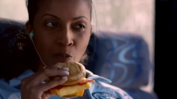 McDonald's Bacon, Egg and Cheese McGriddle TV Spot, 'Tour Bus' - Thumbnail 5