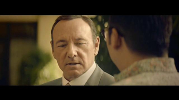 E*TRADE TV Spot, 'Talent Scout: Buffet' Featuring Kevin Spacey - Thumbnail 6