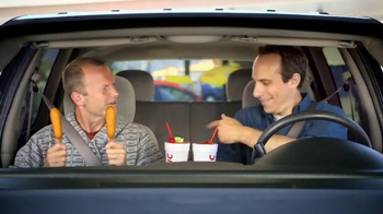 Sonic Drive-In Corn Dogs TV Spot, 'Best Friend'