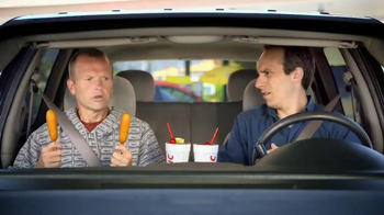 Sonic Drive-In Corn Dogs TV Spot, 'Best Friend' - Thumbnail 8