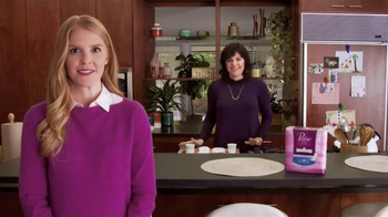 Poise TV Spot, 'Recycle Your Period Pad'