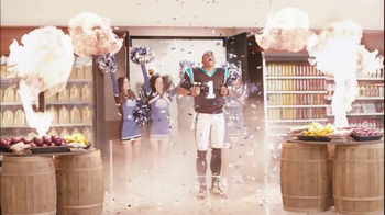 Oikos Triple Zero TV Spot, 'Protein Punch' Featuring Cam Newton - Thumbnail 1