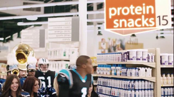Oikos Triple Zero TV Spot, 'Protein Punch' Featuring Cam Newton