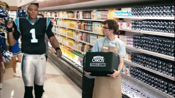 Oikos Triple Zero TV Spot, 'Protein Punch' Featuring Cam Newton - Thumbnail 3