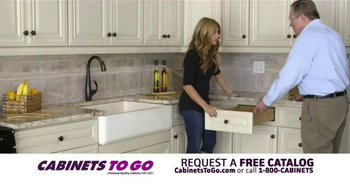 Cabinets To Go TV Spot, 'Celebrate the New Year With Big Savings'
