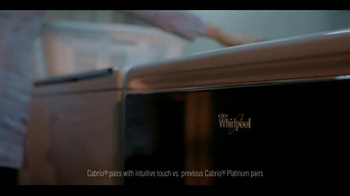 Whirlpool Cabrio Laundry Pairs TV Spot, 'Quiet Moments' - Thumbnail 9