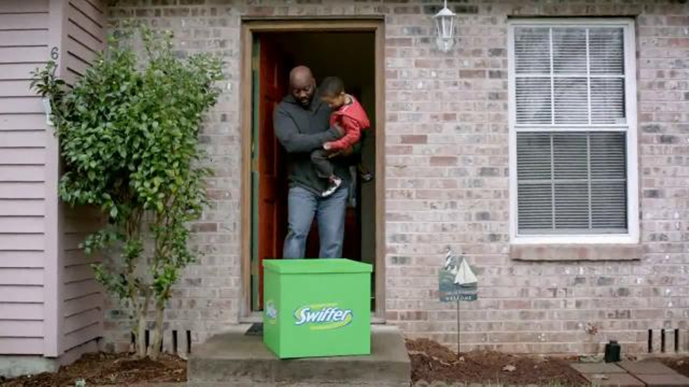 Swiffer Wetjet Tv Commercial Big Jerry Ispot Tv