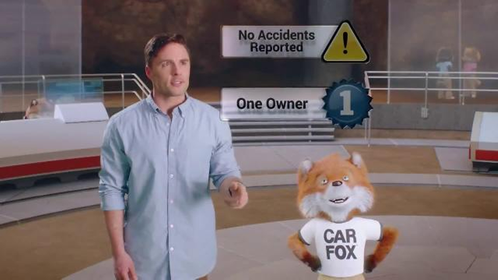 Truecar Used Cars >> CarFax.com TV Commercial, 'Man Finds Great Used Car' - iSpot.tv