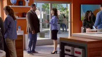 AT&T Rollover Data TV Spot, \'Really Appreciate\'