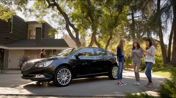 Buick Tv Commercial Experience The New Buick Wi Fi