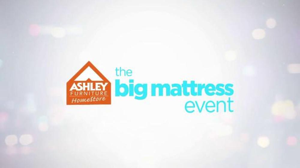 Ashley Furniture Homestore The Big Mattress Event Tv Commercial Best Finance Ispot Tv