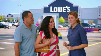 MyLowe's TV Spot, 'Dandelions' Song by Gin Wigmore - Thumbnail 3