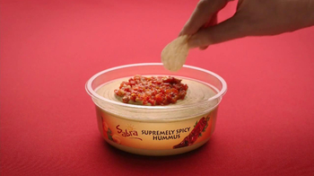 Sabra Hummus TV Spot, 'Guide to Good Dipping' - Thumbnail 4