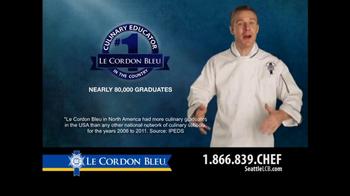 Le Cordon Bleu TV Spot, 'Love to Cook?'
