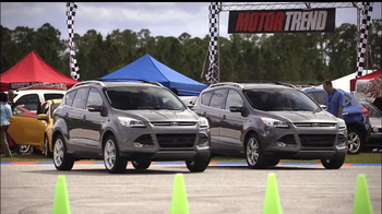 Ford EcoBoost Challenge TV Spot, 'Escape' - Thumbnail 1
