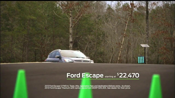 Ford EcoBoost Challenge TV Spot, 'Escape' - Thumbnail 10
