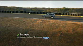 Ford EcoBoost Challenge TV Spot, 'Escape' - Thumbnail 5