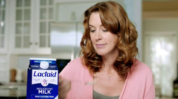 Lactaid TV Spot, 'Sensitive to Dairy: 25 Years' - Thumbnail 1
