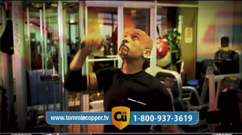Tommie Copper Compression Sleeve TV Spot Featuring Montel Williams  - Thumbnail 5
