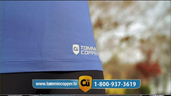 Tommie Copper Compression Sleeve TV Spot Featuring Montel Williams  - Thumbnail 6