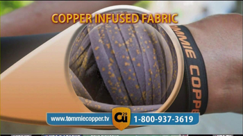 Tommie Copper Compression Sleeve TV Spot Featuring Montel Williams