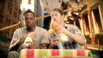 Subway Meatball Pepperoni Melt TV Spot, 'Italy Daydream: Gondola' - Thumbnail 4