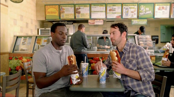 Subway Meatball Pepperoni Melt TV Spot, 'Italy Daydream: Gondola' - Thumbnail 9
