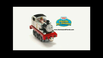 Thomas and Friends Take-n-Play Calling All Engines TV Spot - Thumbnail 4