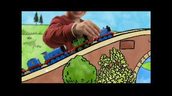 Thomas and Friends Take-n-Play Calling All Engines TV Spot - Thumbnail 2