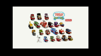 Thomas and Friends Take-n-Play Calling All Engines TV Spot - Thumbnail 3