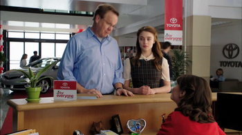 2013 Toyota Corolla TV Spot, 'Psyched Daughter'  - 537 commercial airings