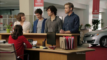 2013 Toyota Camry TV Spot, 'Hand-Me Downs' - Thumbnail 3
