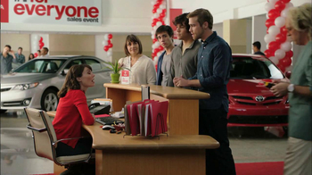 2013 Toyota Camry TV Spot, 'Hand-Me Downs' - 769 commercial airings