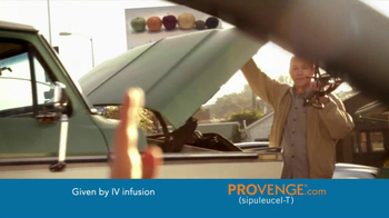 Provenge TV Spot, 'Tools' - Thumbnail 7