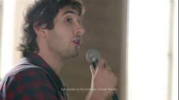 American Cancer Society TV Spot, 'Finish the Fight' Feat Josh Groban - Thumbnail 4