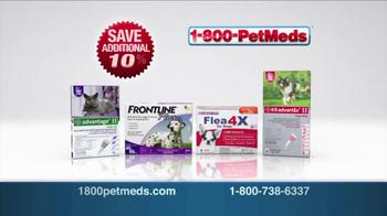 1-800-PetMeds TV Spot, 'Save an Additional 10 Percent'