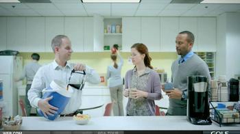 Staples TV Spot, 'Coffee Thief'