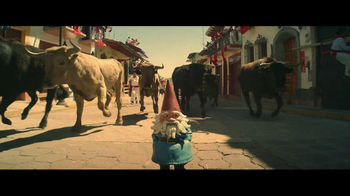 Travelocity TV Spot 'Running with the Bulls'