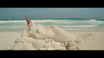 Travelocity TV Spot 'Sand Castle'