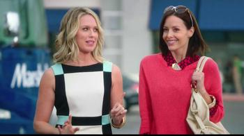 Marshalls TV Spot, 'Savvy Shopper: Romantic Date'