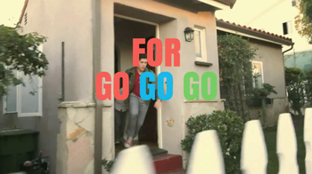 Google Chromebook TV Spot, 'Go, Go, Go'