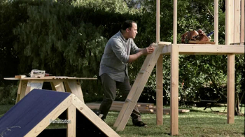 Aleve TV Spot, 'Building a Playset'